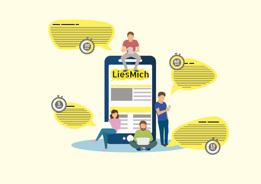 Liesmich.me ist eine Plattform, die gute Reportagen nach Lesedauer sortiert. Gründer Laurence Thio erklärt, wie er bei der Auswahl vorgeht.