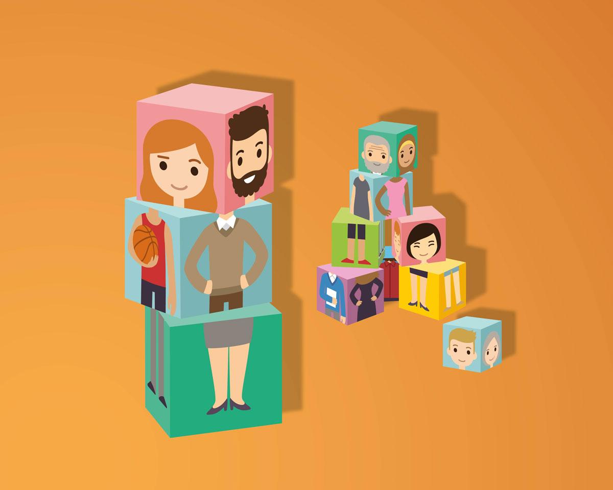 Zielgruppenforscher befassen sich monatelang mit unterschiedlichen Gesellschaftsgruppen bis am Ende für Unternehmen eine konkrete Zielgruppe feststeht. Mithilfe dieser Typologie werden Marketingmaßnahmen besser bei der Kernkundschaft ankommen.
