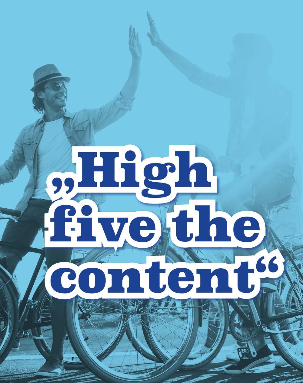 """Mentos liefert Unternehmen mit seiner Werbekampagne """"Who says no to Mentos?"""" ein gutes Beispiel dafür, dass es gelegentlich ausreicht, wenn Content-Marketing einfach nur unterhält."""