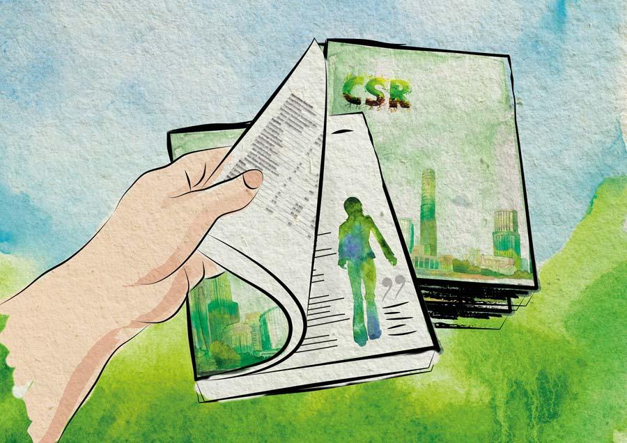Nachhaltigkeitsberichte für Unternehmen