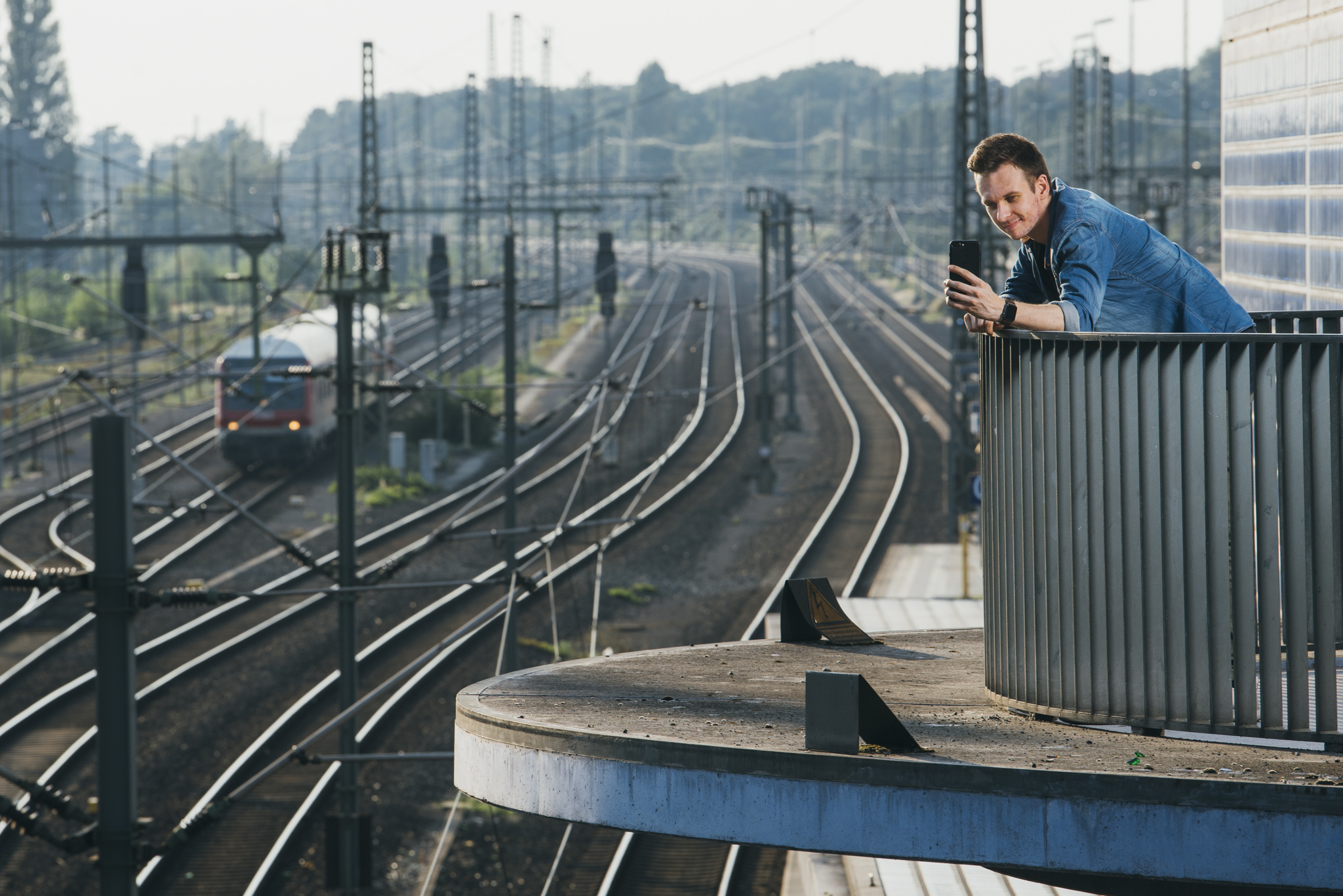 Content-Marketing: Der bloggende Bahner versorgt Kunden, Mitarbeiter und Bewerber der Deutschen Bahn mit Informationen rund um das Verkehrsunternehmen.