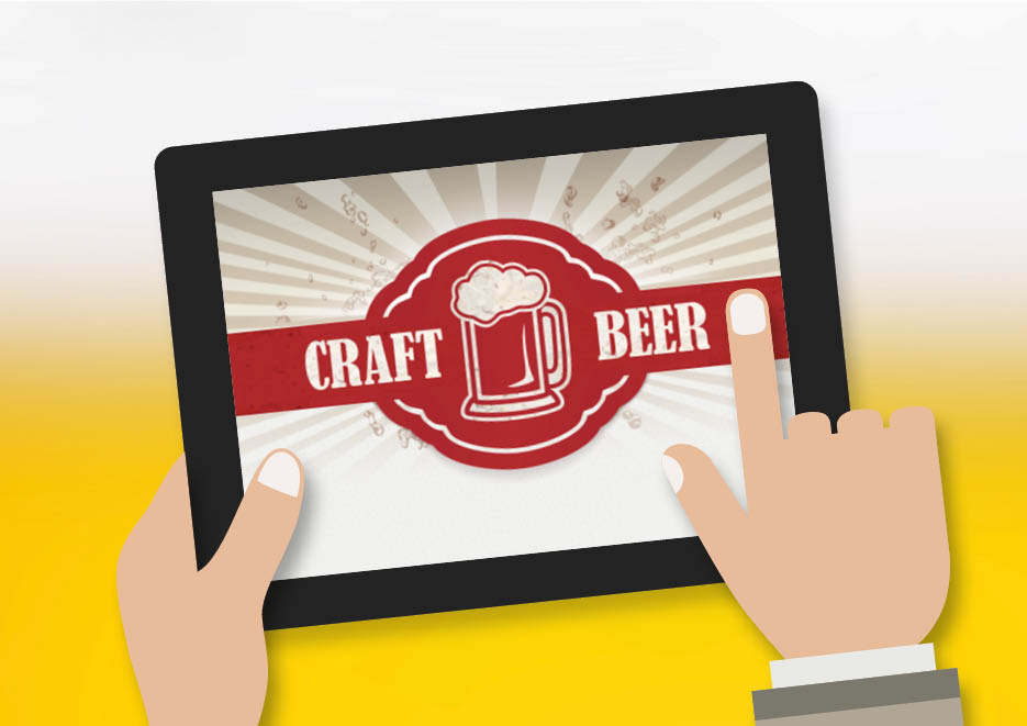 Der Craft-Beer-Blog nutzt Content-Marketing und erzählt Geschichten über Menschen.